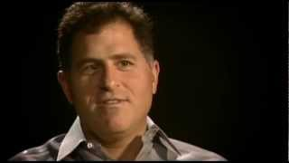 Mark Thompson with Michael Dell-The Early Entrepreneurial Years