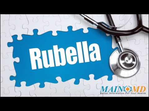 Rubella ¦ Treatment And Symptoms