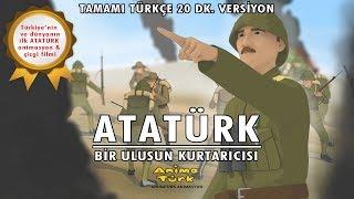 ATATÜRK - Animasyon Çizgi film - Türkçe 20 DK Tam Versiyon