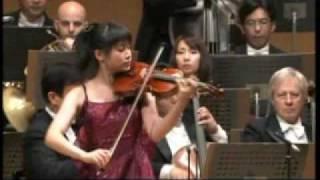 日本音コン2008 石上真由子さん(Vn)
