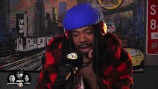 D.R.A.M Talks About His Style Of Music