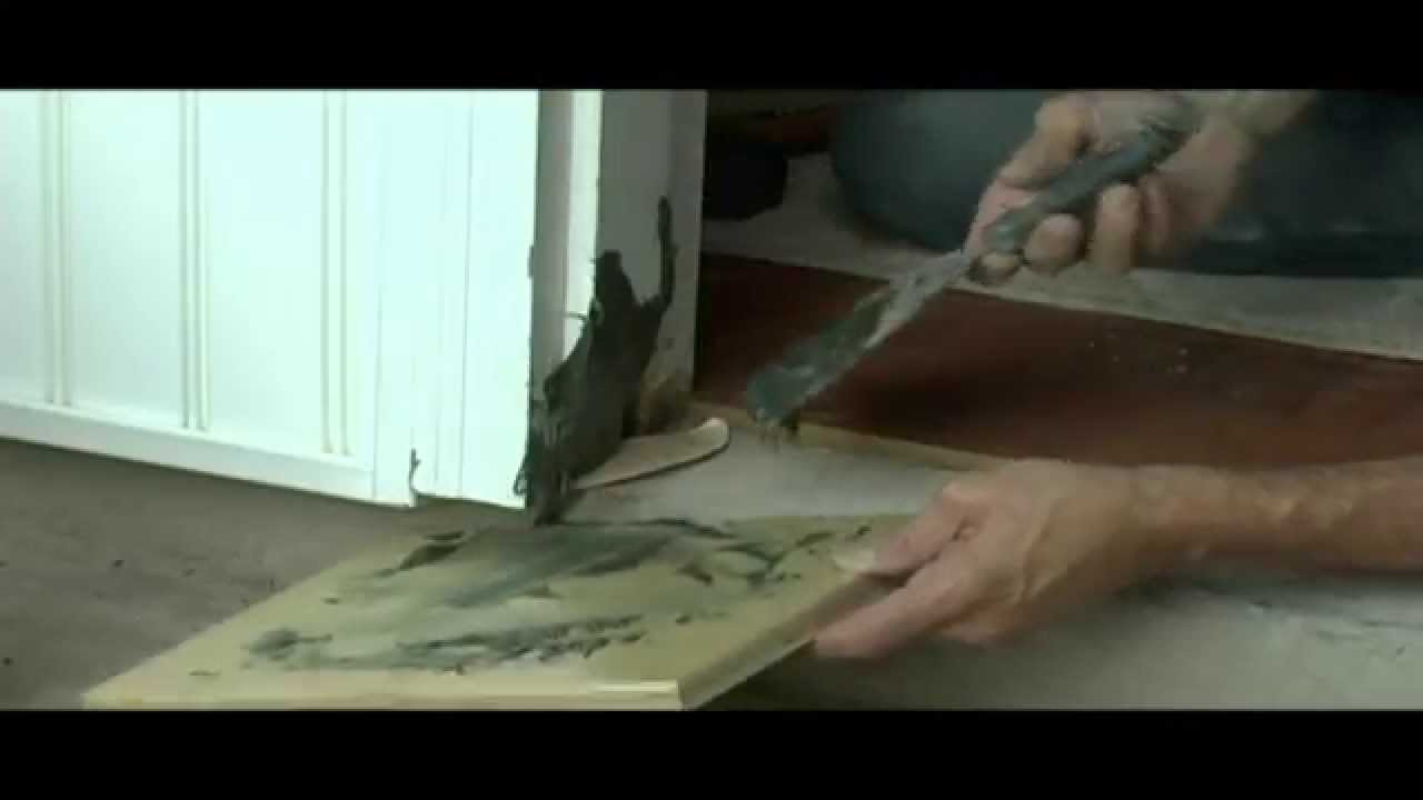 How to repair your rotten entrance door and frame! - YouTube
