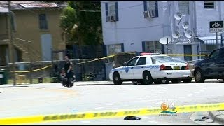 Overtown Shooting Claims One Life, Leaves Three Wounded