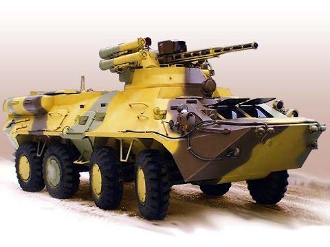Бронетранспортер БТР 3Е1 Современная военная техника Украины 2015