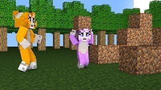 Minecraft Xbox - Sister Challenge - Part 2