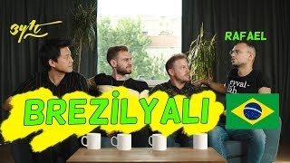 Brezilyalı! (Brezilya'da Ünlü Türkler, Portekizce, Alex Muhabbeti)  : 3Y1T/Y