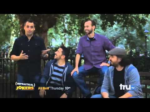 Impractical Jokers - Imagine Dragons Concert - The guys show off their musical chops to an arena full of Imagine Dragons fans.