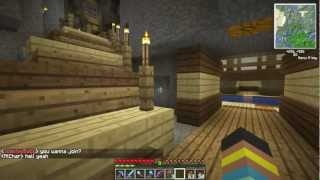 Toasted Plays: Minecraft - Episode 2 - Forced Intercourse and Explosions