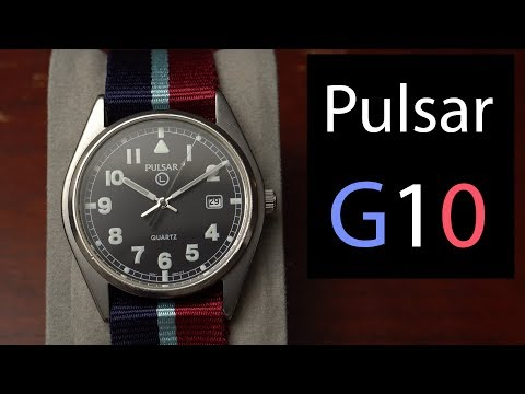 Pulsar G10 British Military Watch Review