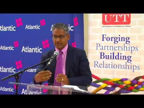 Senator The Honourable Clarence Rambharat Minister Of Agriculture, Land And Fisheries