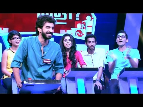 "Kuttikalodano Kali 27 10 2016 ""Anandam Malayalam Movie Team "" Mazhavil Manorama"