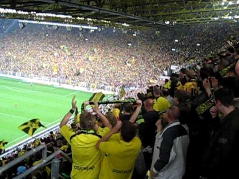 Borussia Dortmund - VFL Wolfsburg 01.05.2010 (1-1) part 3