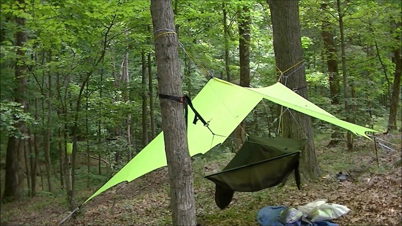 Overnight Kayak Camping Trip across Lake Monroe into the ...