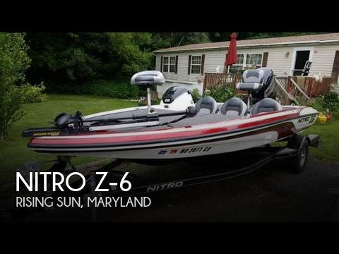 [SOLD] Used 2015 Nitro Z-6 in Rising Sun, Maryland