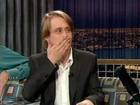 Conan O'Brien 'Macaulay Culkin 5/20/04