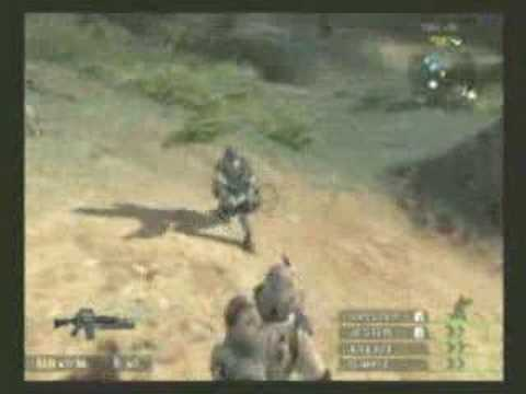 SOCOM 3 U S  Navy SEALs gameplay PS2