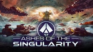 AngryJoe Plays Ashes of the Singularity (RTS)!