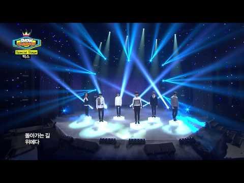 쇼챔피언 - episode-137 VIXX - In the cold night