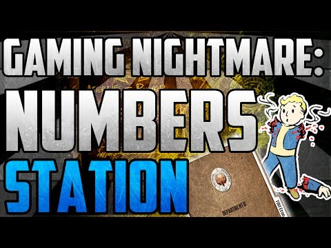 """Gaming Nightmares: Fallout 3 """"Numbers Station"""" 