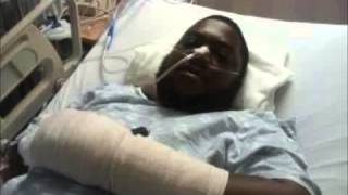 AR AB - RICH FOREVER - SHOT 10 TIMES IN HOSPITAL
