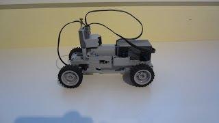 LEGO Mini RC Technic Car