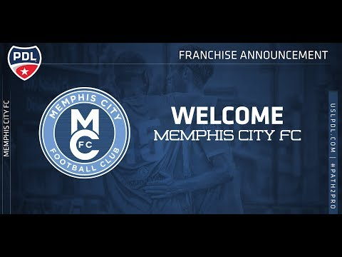 Memphis City FC to Join PDL in 2018