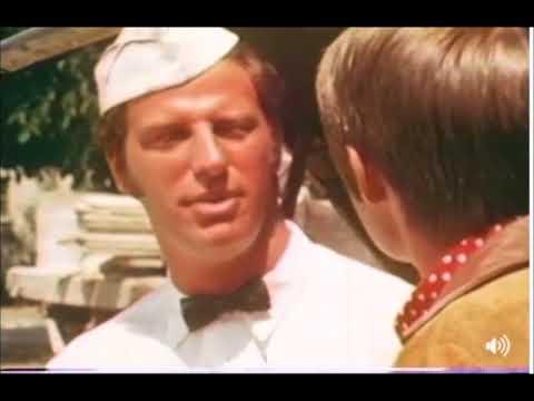 Glen Campbell & Bob Einstein Super Dave Osborne Comedy Skit 1968