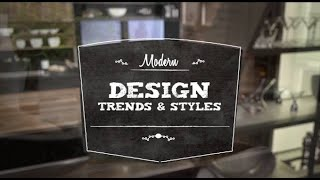 Modern Design Trends And Styles By Omega Cabinetry