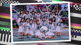 HKT48 9thシングル「バグっていいじゃん」 -カミワザ・ワンダ オープニ...