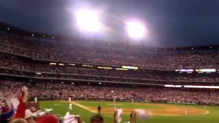 2011 NLDS Game 1 Ryan Howard Homerun