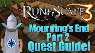 Runescape 3: Mourning