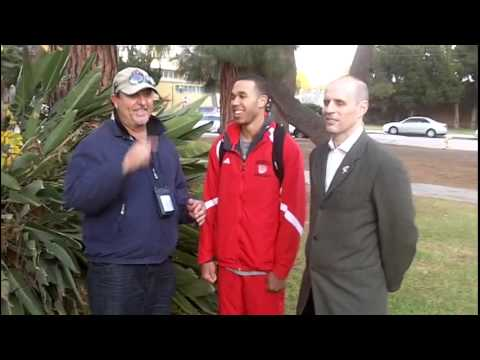 Bakersfield College Basketball Rich Hughes Show LA Valley Waldcast