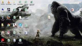 Cambiar el fondo de pantalla sin descargar nada Windows 8...!!!