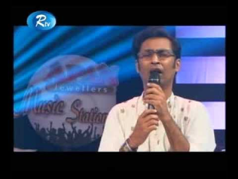 Onek Shadher Moyna by Raja Bashir on RTV LIVE