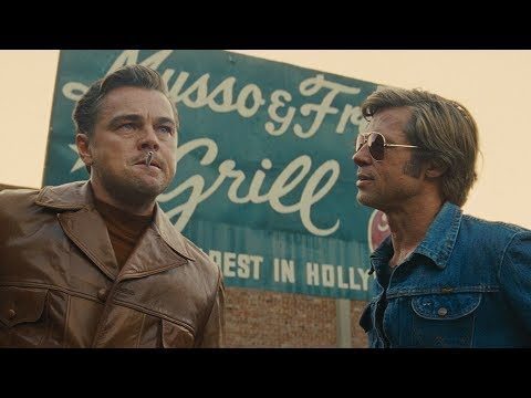 'Once Upon A Time In Hollywood' Red Band Trailer
