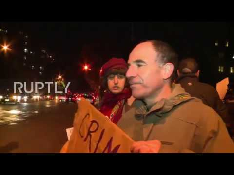 USA: Protesters condemn DC 'Concert of Unity' as 'Putin's soft power in US'