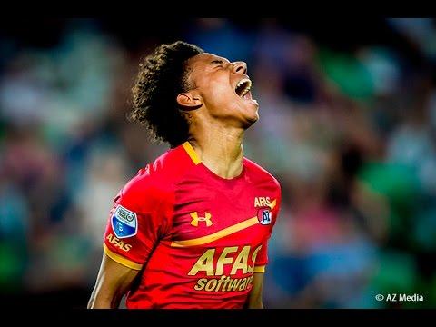 Goals FC Groningen - AZ (Play-offs)