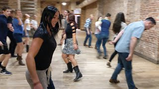 Fake ID Line Dance - from the movie Footloose - Full Dance to music