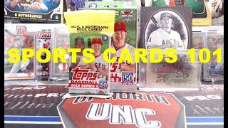 Baseball Card Collecting Basics * A Basic Guide to Collecting Baseball Cards *