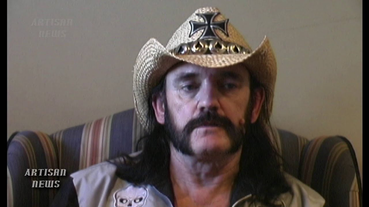 MOTORHEAD LEMMY KILMISTER DEAD AT 70 FROM CANCER