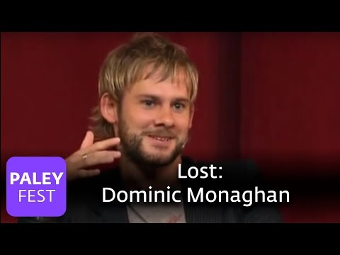 Lost  Dominic Monaghan On Charlie Paley Center