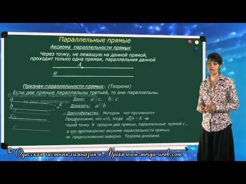 Видео Аксиомы геометрии аксиома сервис