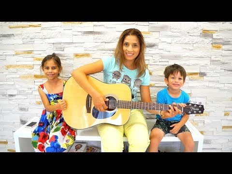 Sharing Song | +  More  Kids Videos