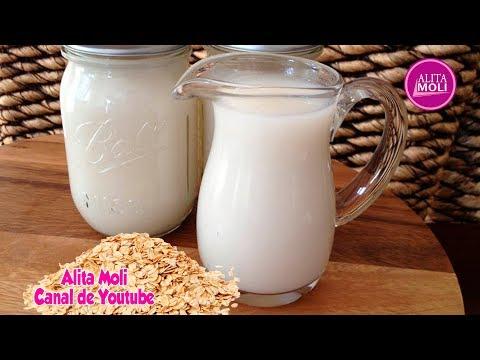 Elimina la grasa del vientre con agua de avena