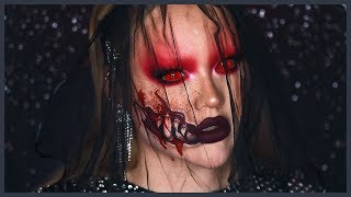 BRIDE FROM HELL Halloween Tutorial | NikkieTutorials