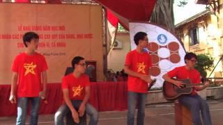 Khúc ca Việt Nam - Xuân Thạch [Giao lưu Đoàn Hội K69]