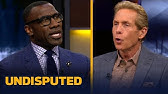 Skip and Shannon react to Ryan Leaf's comments about Baker Mayfield   NFL   UNDISPUTED