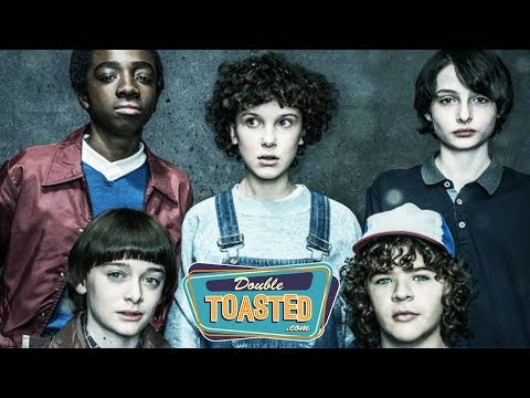 STRANGER THINGS SEASON 2 NETFLIX SERIES REVIEW – Double Toasted