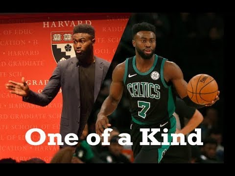 Jaylen Brown: The Most Interesting Man in the NBA