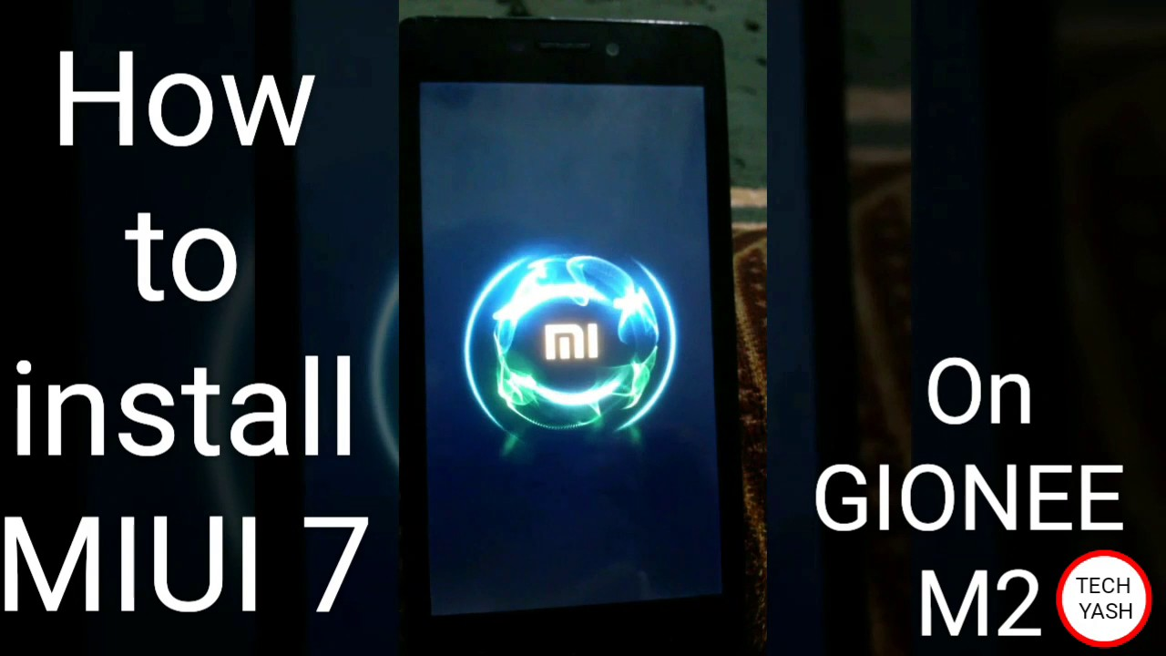 How to install MIUI 7 on Any Android & Review by TECH YASH